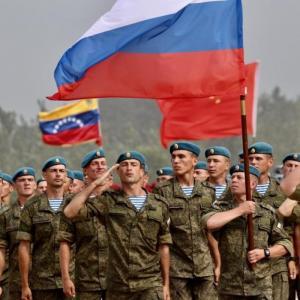 Россия в Венесуэле делает то, что не смогла сделать в Югославии и Сирии