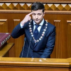 Инаугурационная речь Зеленского – первые проблески сознания украинской власти после майдана