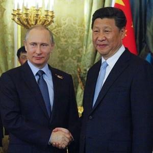 Роль России в конфликте США и Китая