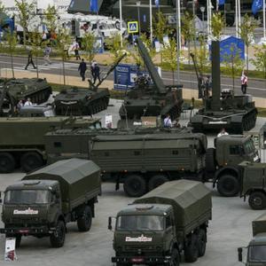 Форум «Армия-2019» показал: России есть чем защищаться от одичавшего Запада