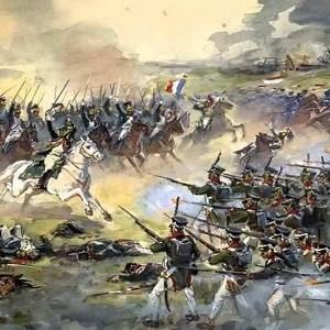 Кто и с кем воевал в 1812 году?