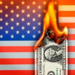 Скорый крах доллара как резервной валюты