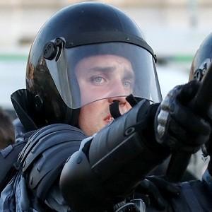 Наказание на Западе и в США за несанкционированные митинги
