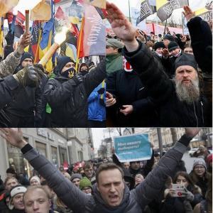 Трёхконтурный национализм и гнилое меньшинство пятой колонны против России