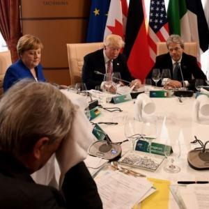 Саммит G7 в Биаррице: Запад просит Россию попроситься обратно в G8