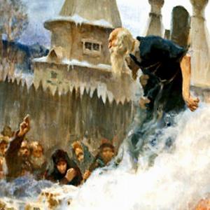 Христианство на Руси приживляли террором и репрессиями даже в 19 веке