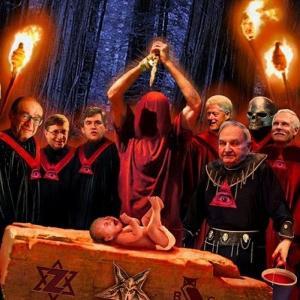 Глобальные элиты, педофилия, сатанизм, жертвоприношения и кровь младенцев