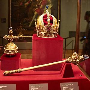 Держава и Скипетр символ власти монархов Российской империи