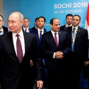 Россия выигрывает Африку у Запада