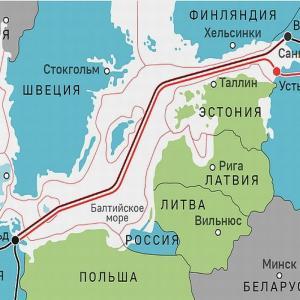 Как российский газ пойдёт в ЕС после 2019