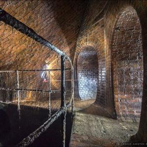 Таинственные подземные города