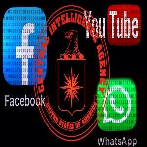 Иностранные социальные сети Facebook, WhatsApp и YouTube работают на ЦРУ