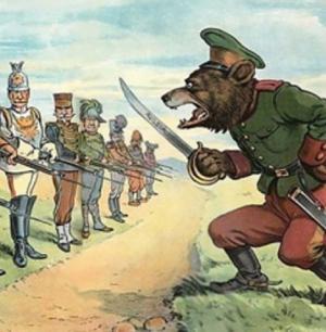 Самый страшный сон всей русофобской гоп-компании – зеркальное поведение русских