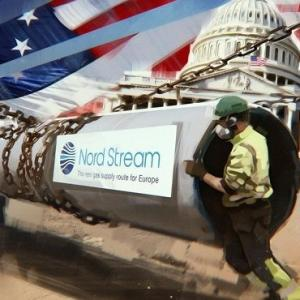 Санкции США против «Северного потока-2»: выстрел по трубе или себе в ногу?