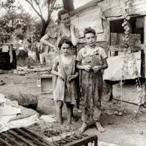 Сколько в США умерло от голода во время Великой депрессии 1929-1933 годов?