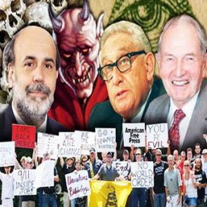 Капитализм стервятников – это еврейский капитализм. Взгляд англичанина