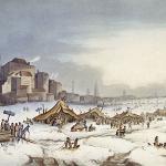Малый ледниковый период в 1816 году