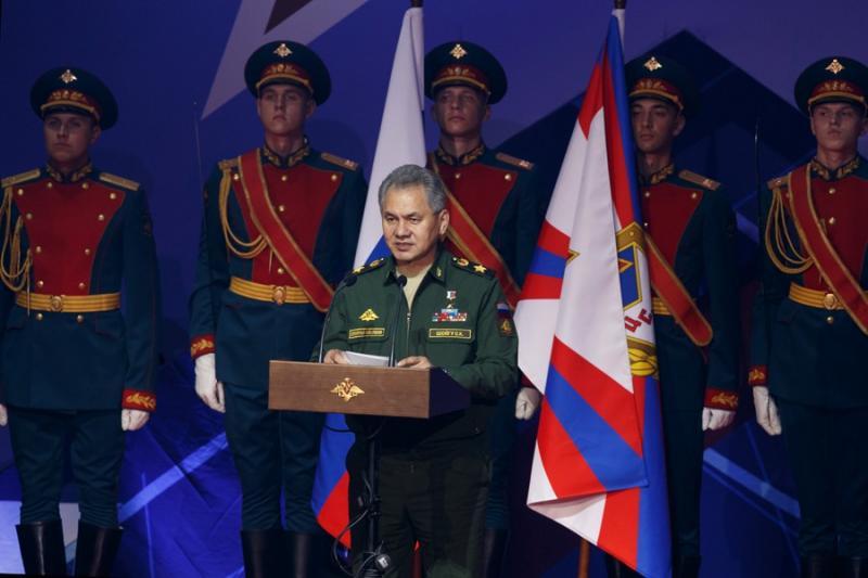 «Юнармия» – надежда и будущее России