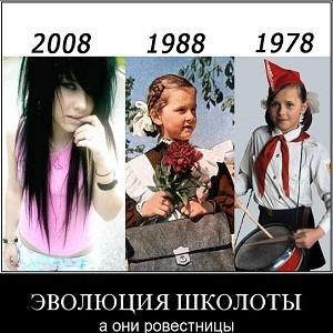 Деградация русской школы