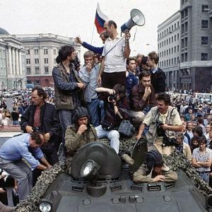 Революция 1991 года закончилась, пришло время возрождать Россию