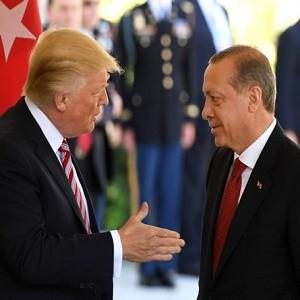 США настраивают Реджепа Эрдогана против Владимира Путина