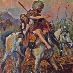 Кавказская работорговля, о которой помалкивают. Роль Турции и Европы в работорговле на Кавказе