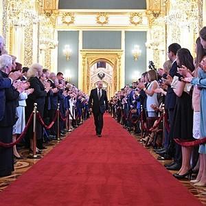 Запад испугался «императора» Путина