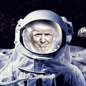 Космическое хамство США