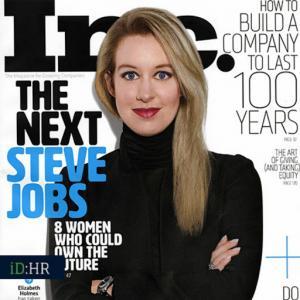 Медицинский стартап «Теранос» Элизабет Холмс – лицо США и всего «цивилизованного» Запада