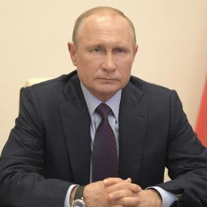 Путин о господдержке и отмене ограничений
