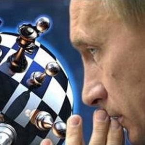 Шахматная партия Путина