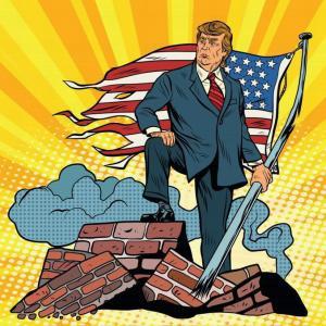 Трамп пошёл на резкое обострение отношений США с Евросоюзом и не намерен отступать