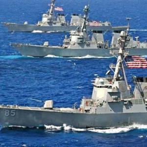 Неядерная война США против России: США готовят «морское удушение»