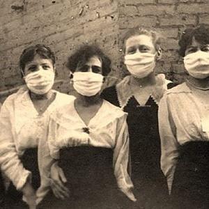 Исследования показали, что испанка в 1918 не такая заразная, как о ней говорят