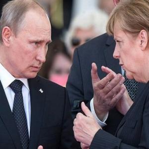 Англосаксы снова натравливают Германию на Россию