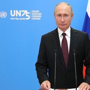 Вакцина Владимира Путина в Генассамблеи ООН