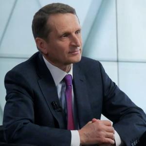 Сергей Нарышкин приоткрыл секреты Внешней разведки России