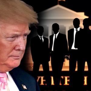 Государственный переворот в США – Глубинное государство пожирает Трампа