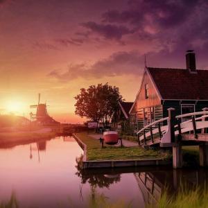 Славяне в Голландии жили с незапамятных времён