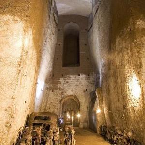 Загадки «тоннеля Бурбонов» под Неаполем