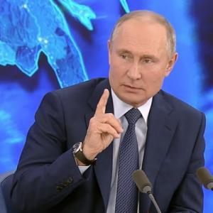 Большая пресс-конференция Путина подвела черту в отношении России к Западу