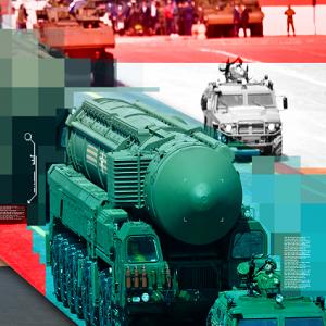 Гигантский рывок России в военном строительстве