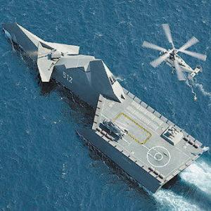 Флот будущего в рамках второй холодной войны: классика и фантастика