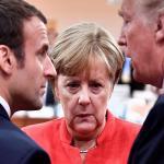 Трещина в трансатлантических отношениях
