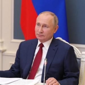 Владимир Путин на форуме Давос – 2021 предложил Образ Будущего