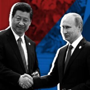 О чём Владимир Путин и Си Цзиньпин поспорили с Ждо Байденом