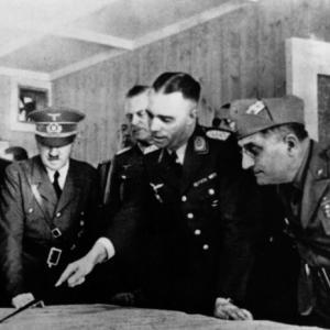 Гитлер и нацисты Третьего Рейха на службе у сионистов