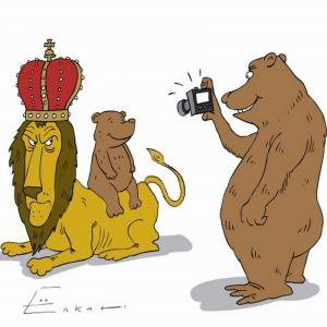 «Большая Игра» Британии против России: Версия XXI века. Правила изменились