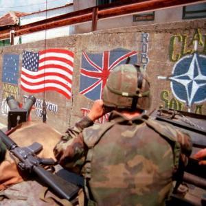 Что такое НАТО на самом деле? Банда террористов, где всех «вяжут» кровью