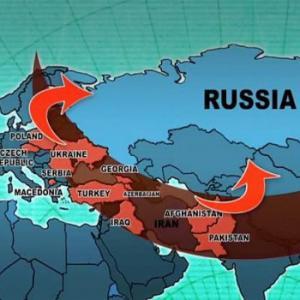 Синхронный удар США по России 9 мая